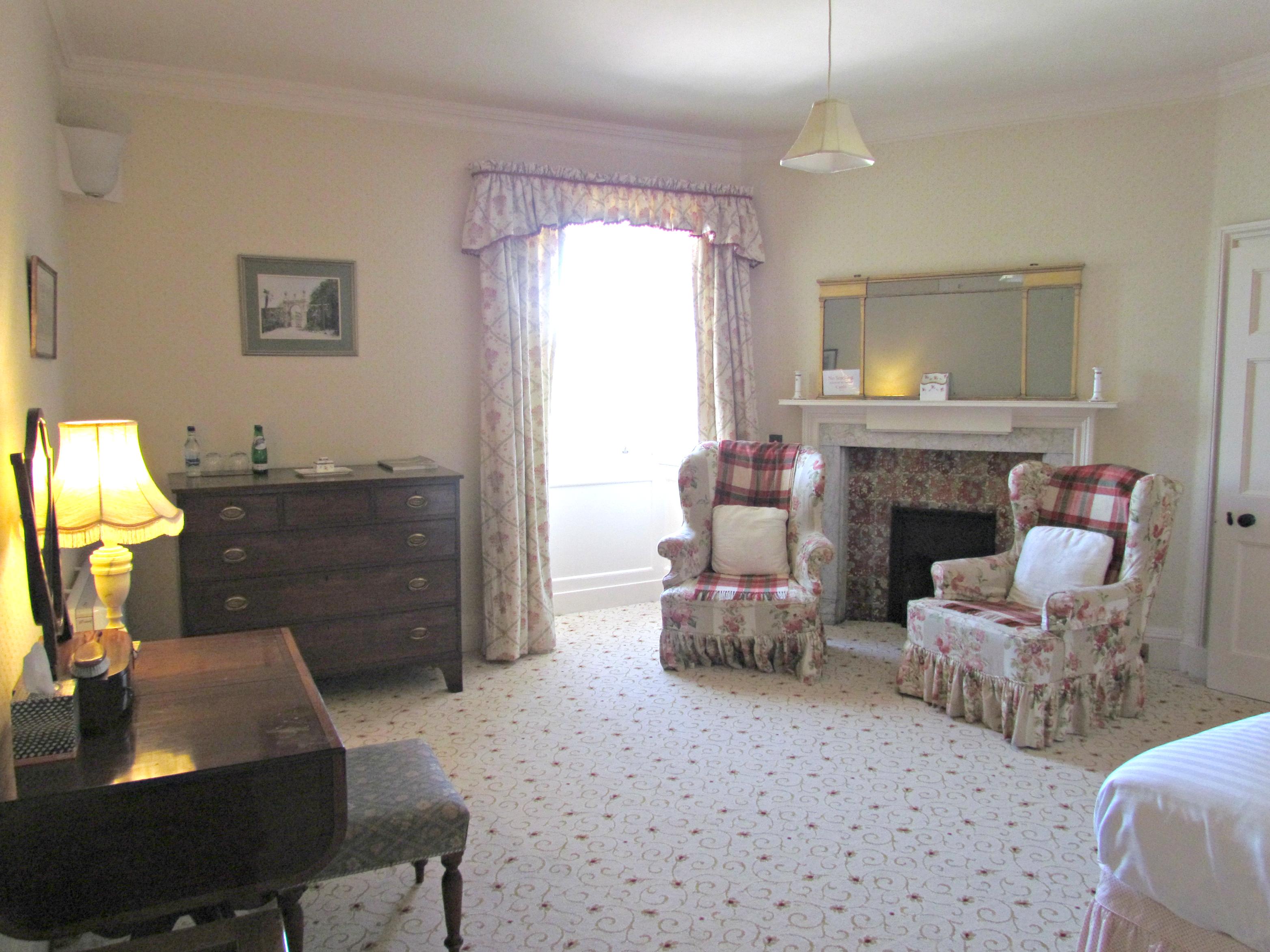 Eisenhower Suite // Scotland Travel Diary