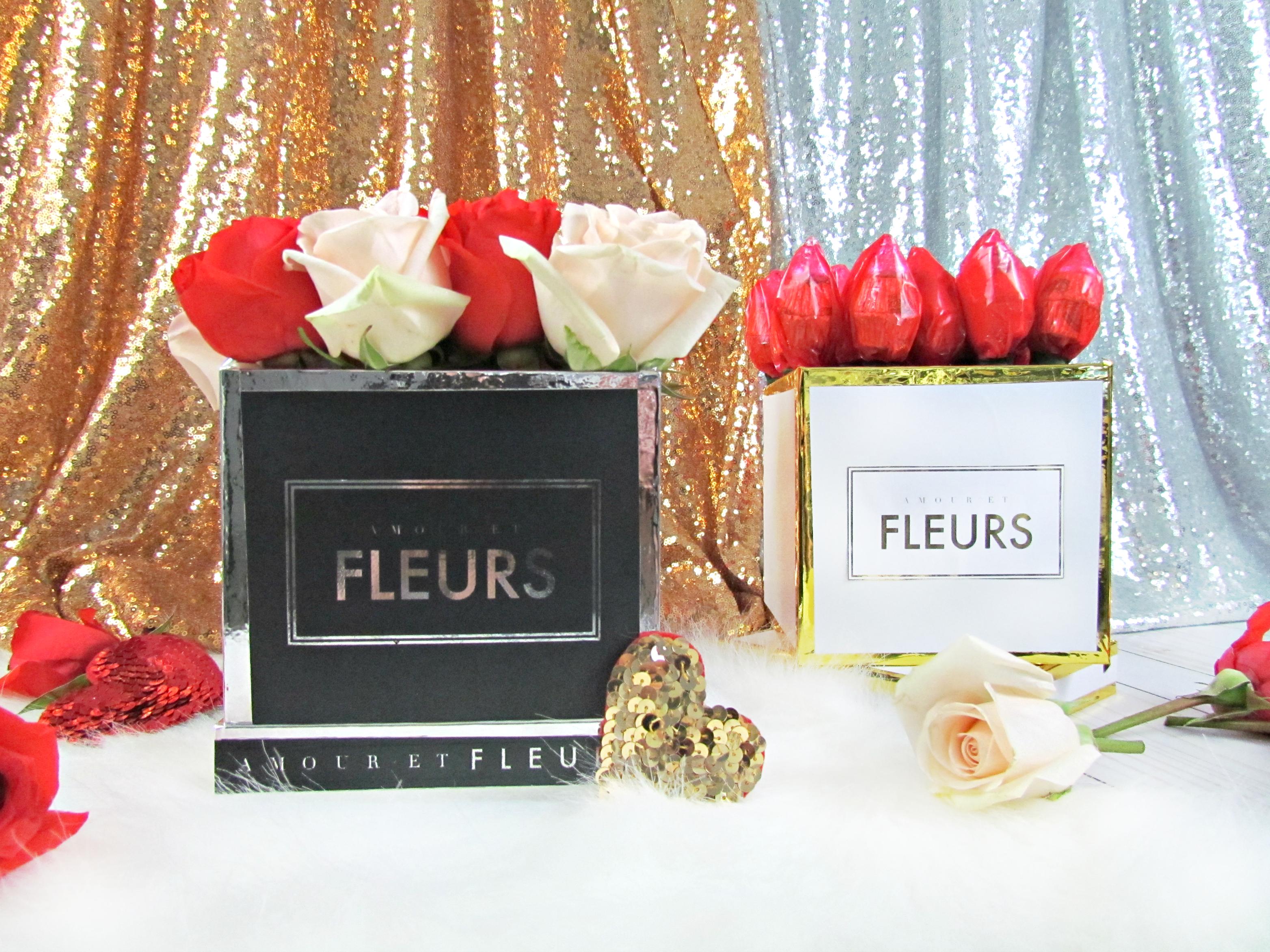 Two DIY Valentine's Day Arrangements!