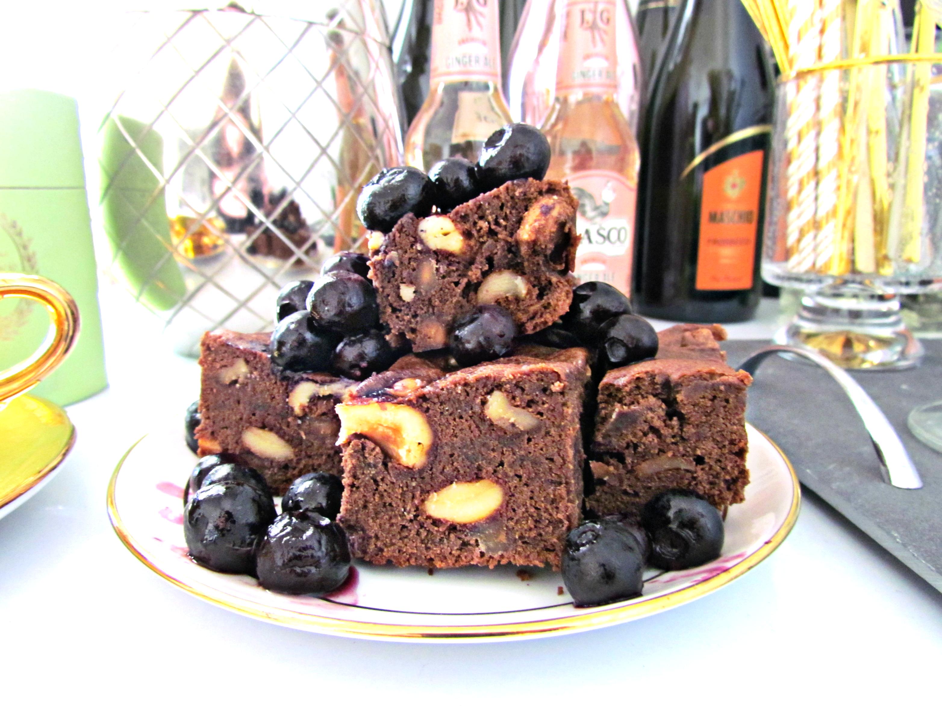 Gluten Free Chocolate Bliss Cake Recipe