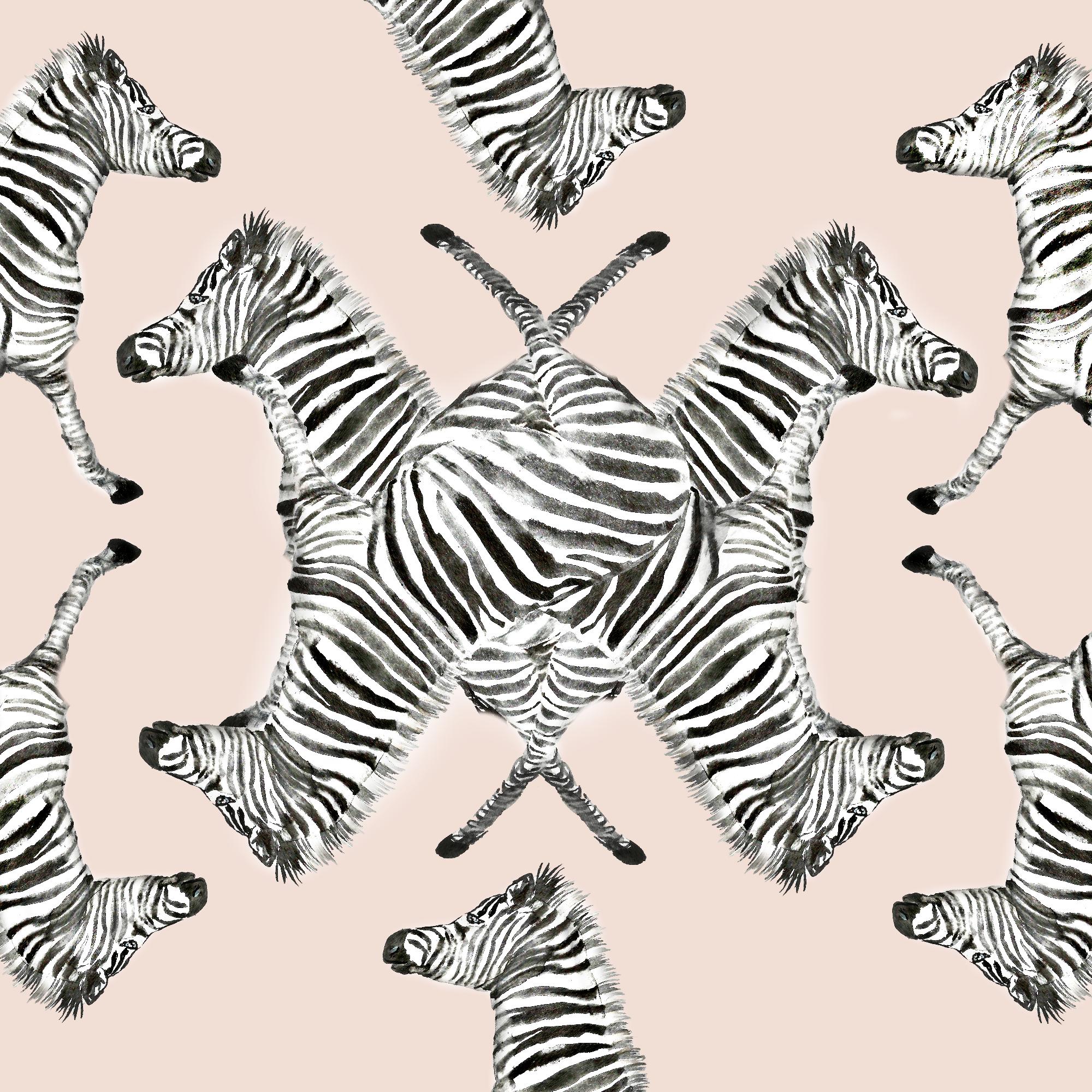 Free Printable Zebra Art Work
