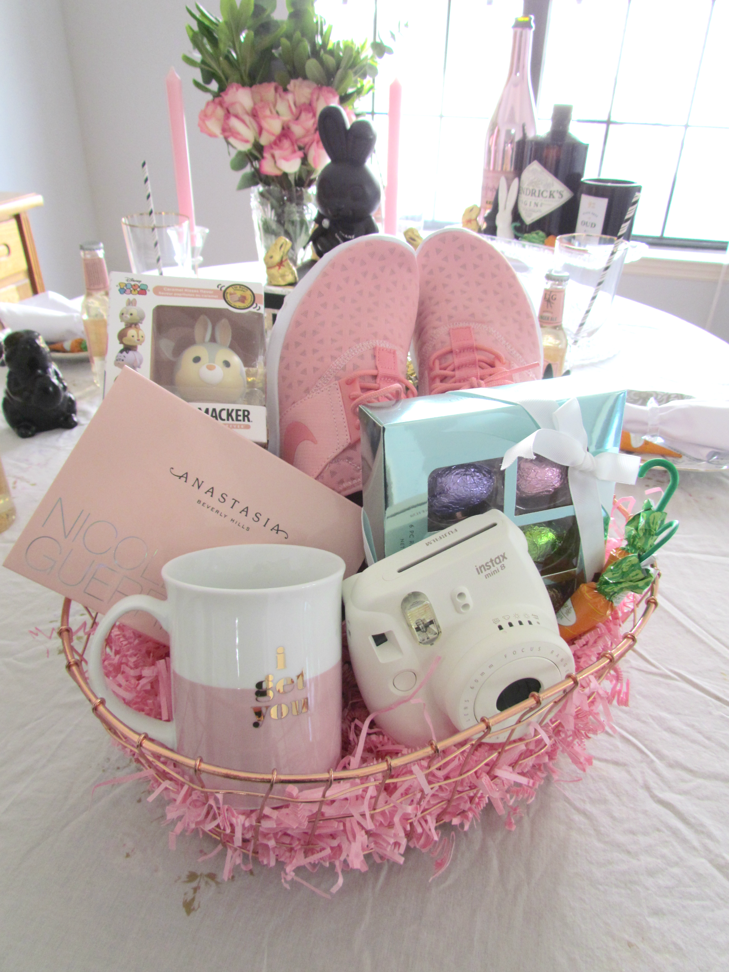 Grown Up #Girlboss Easter Basket Inspiration!