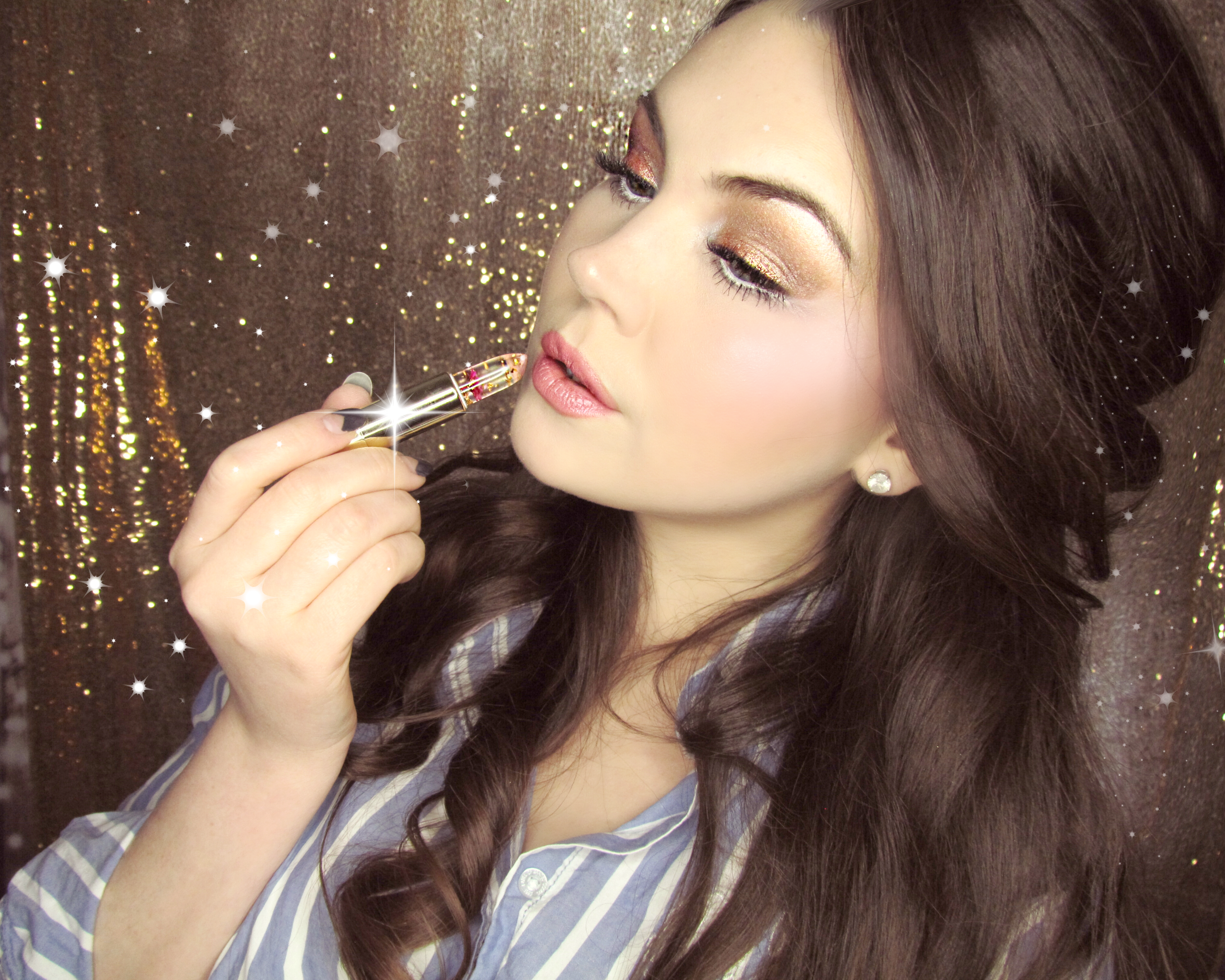 Beauty and The Beast Belle Inspired Makeup