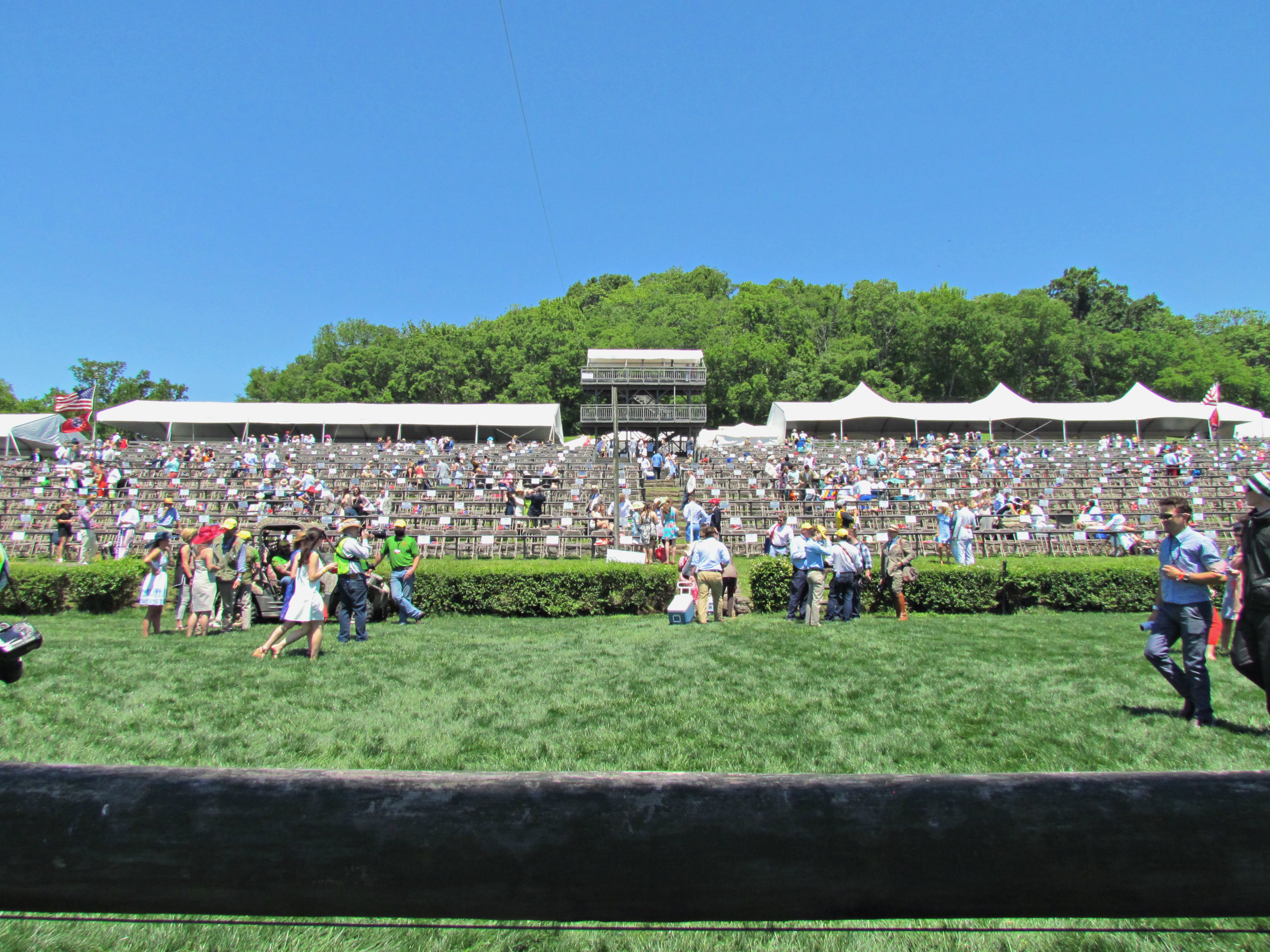 76th Steeplechase at Percy Warner Park in Nashville