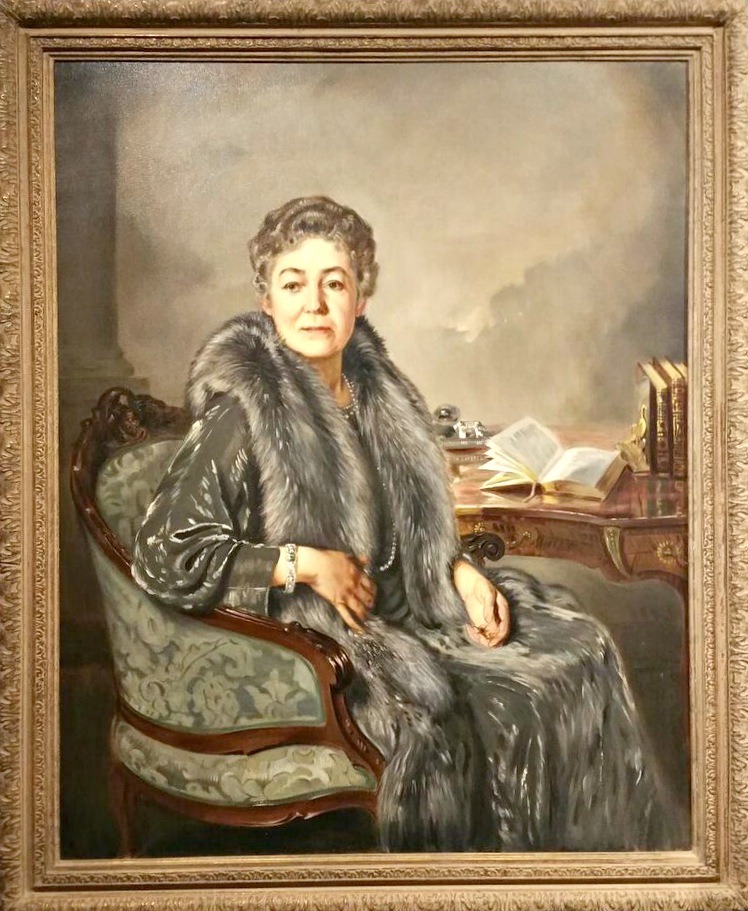 Mrs. Cheek Portrait
