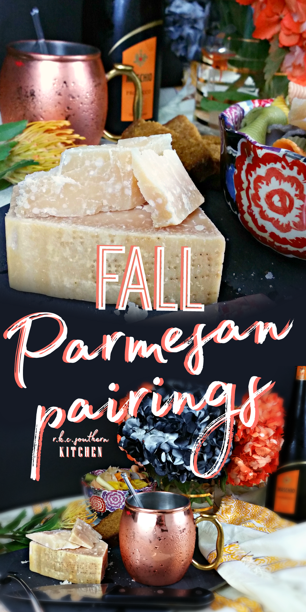 Fall Parmesan Pairings with D'Italia