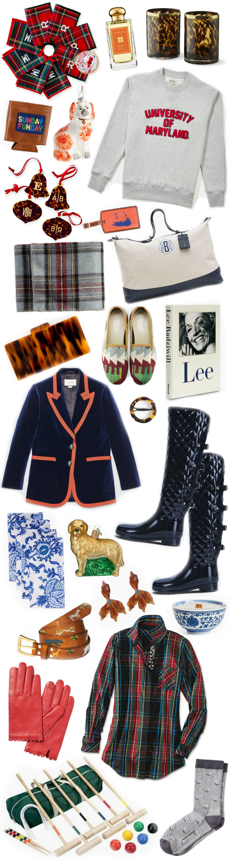 The Ultimate Preppy vs. Sloane Style Gift Guide